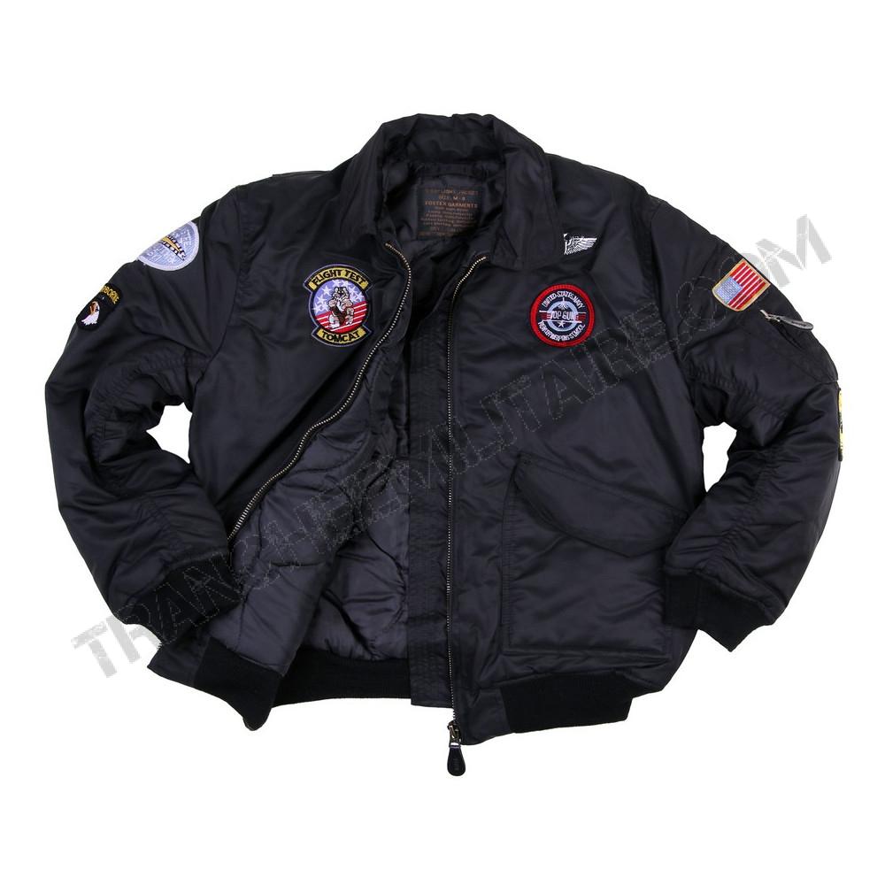 Blouson Pilote US Air Force (enfant)