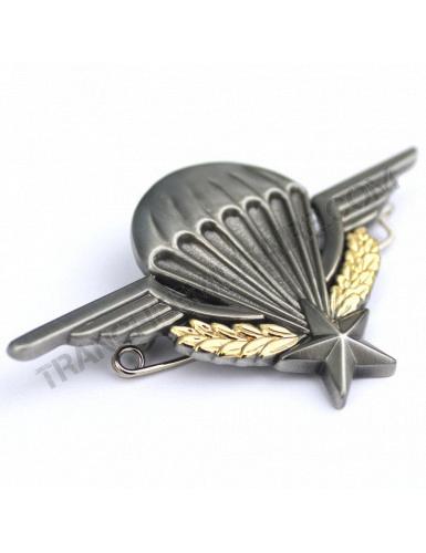 Brevet militaire de parachutisme