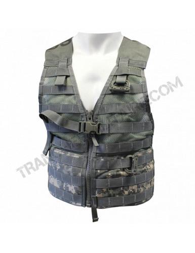 Gilet tactique Molle II US Army (original)