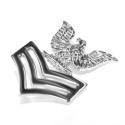 Insigne US Navy d'officier marinier de première classe