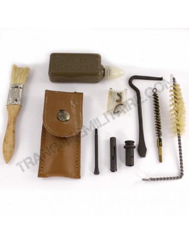 Trousse de nettoyage fusil MAS 49/56 militaire Armée française