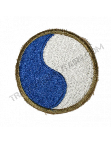 Badge 29th INFANTRY DIVISION (reproduction)