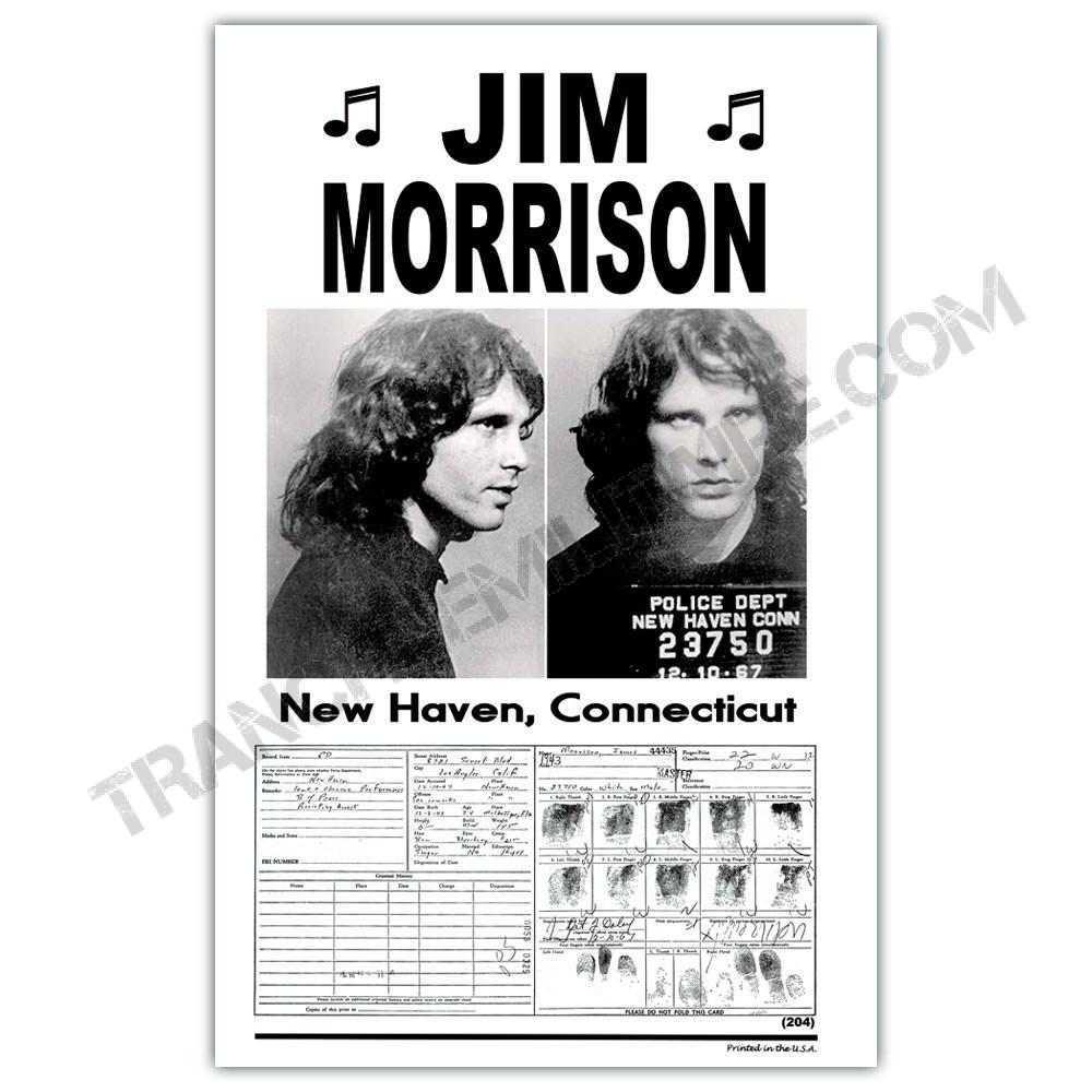 Affiche Jim Morrison