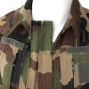 Combinaison règlementaire double ZIP Armée française camouflage CE
