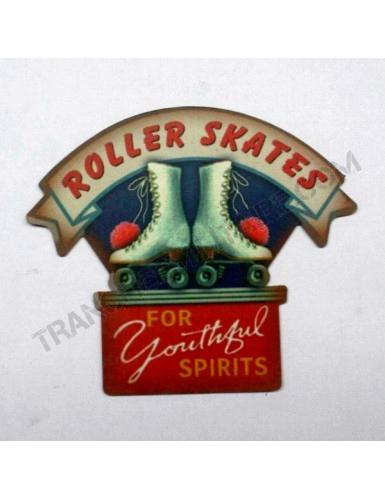 Magnet/aimant USA Roller Skates