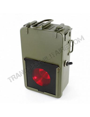 Lampe de signalisation Armée française