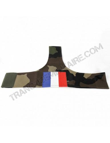 Brassard camouflé Armée Française original