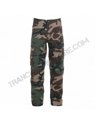 Pantalon BDU US Army (woodland)