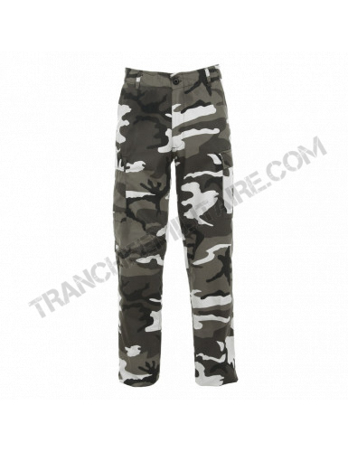 Pantalon BDU US Army (Urban camo)