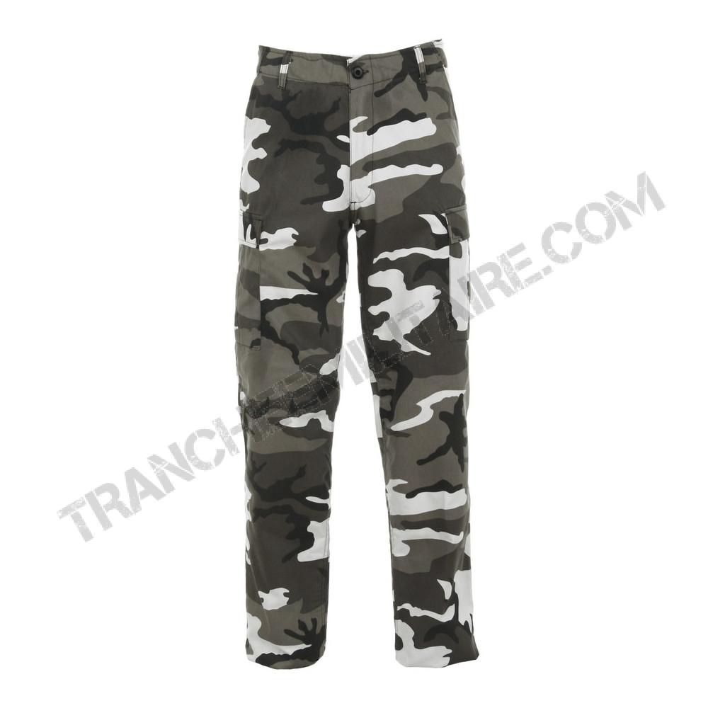 Pantalon BDU US Army (Urban camo)