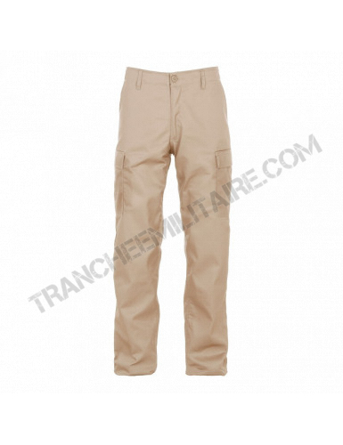 Pantalon BDU US Army (sable)