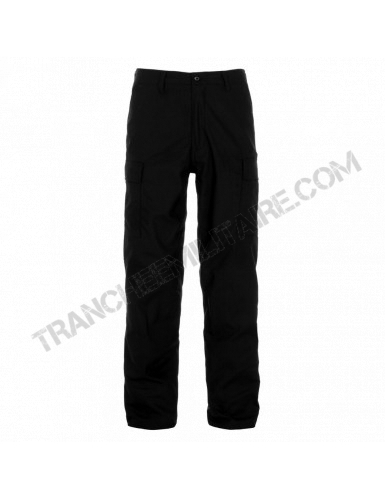 Pantalon BDU US Army (noir)