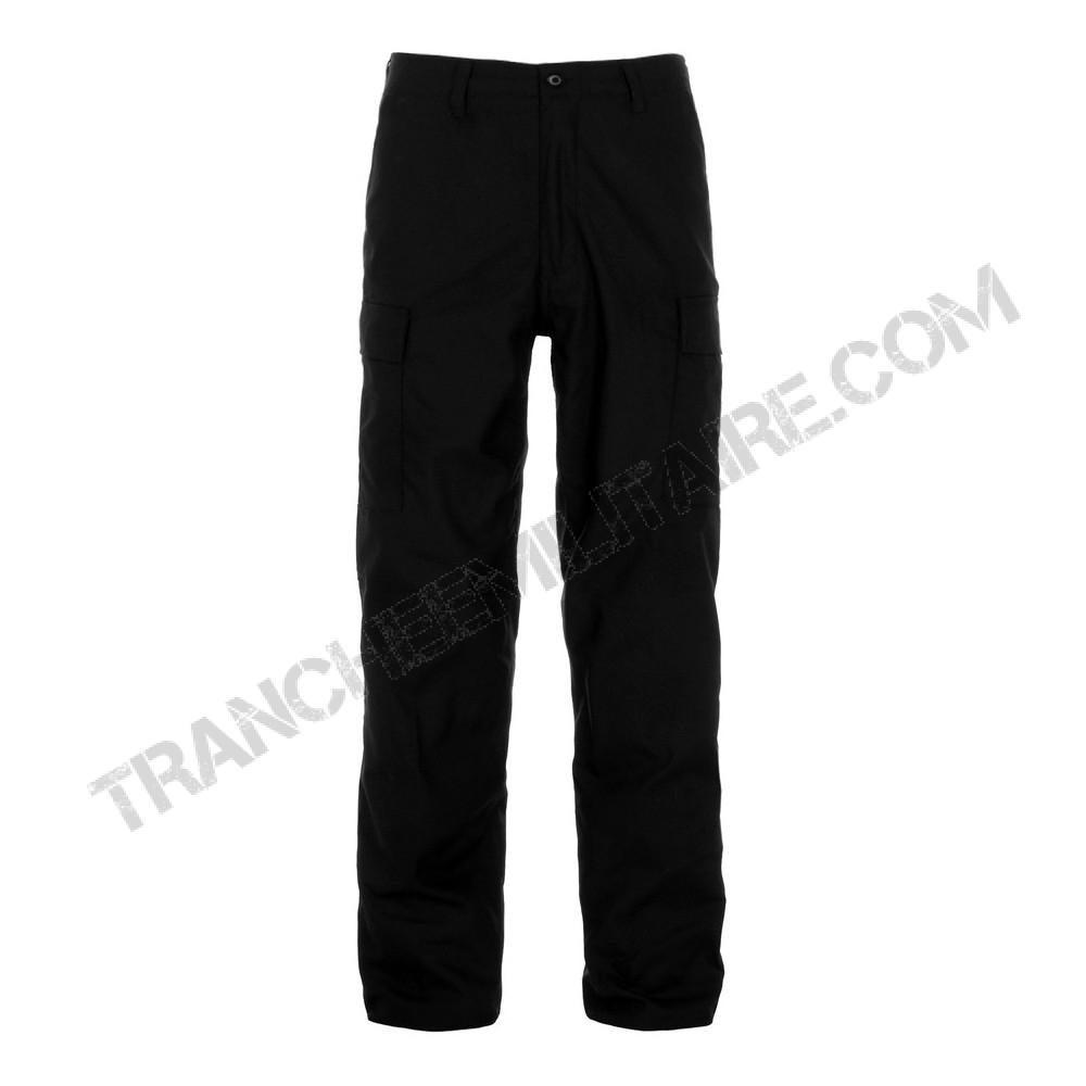 Pantalon BDU US Army (noir)