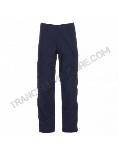 Pantalon BDU US Army (bleu)