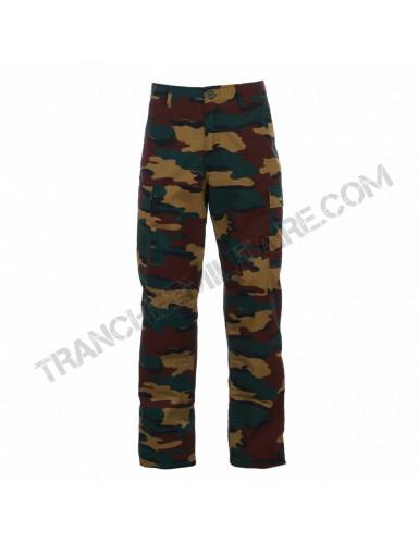 Pantalon BDU US Army (camouflage belge)