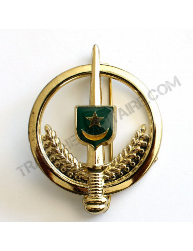 Insigne béret Mauritanie
