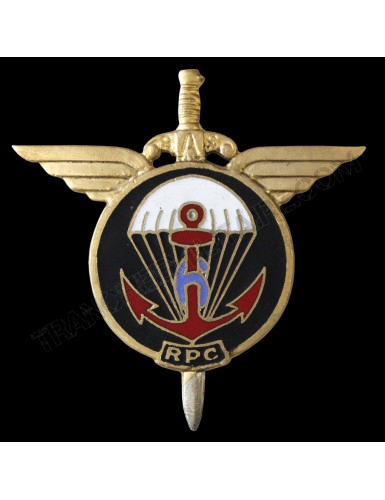 6ème Régiment de Parachutistes Coloniaux
