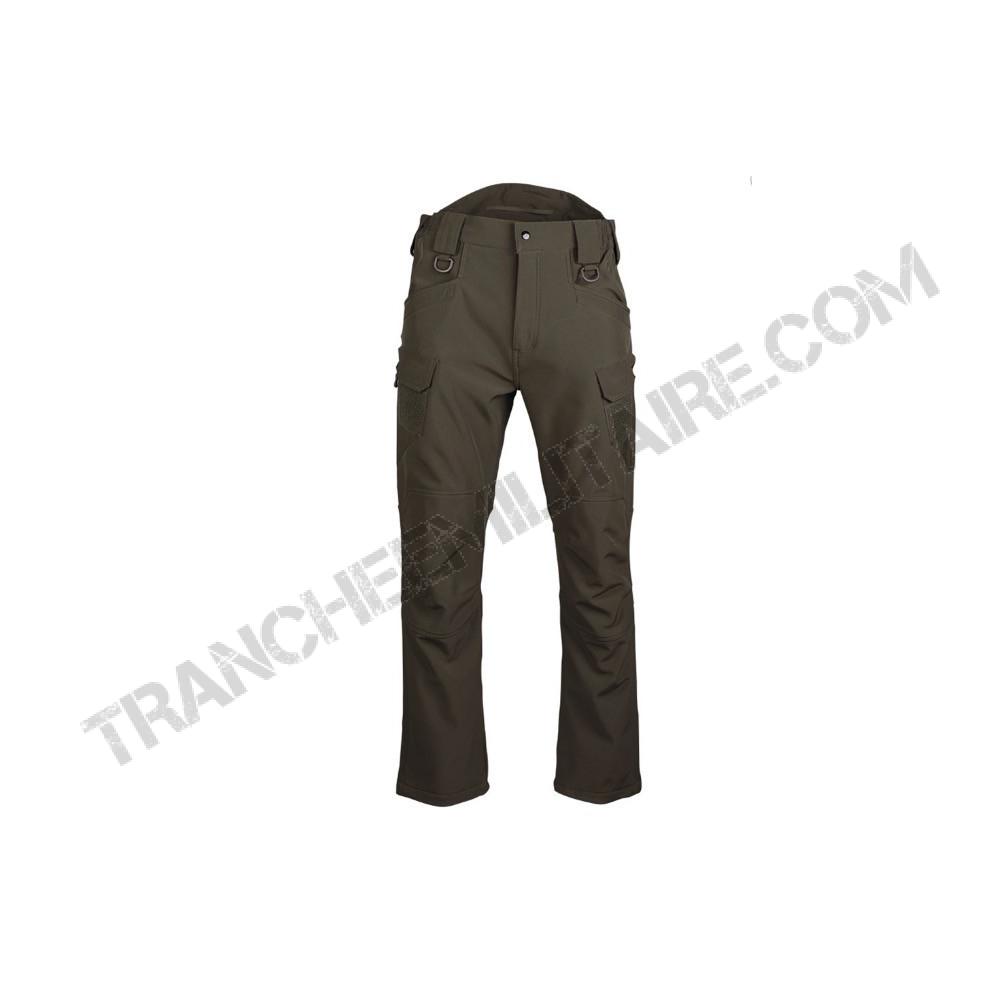 Pantalon softshell Assault (ranger green)