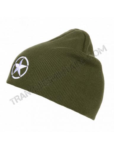 Bonnet US Star (100% acrylique)