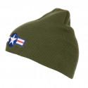 Bonnet US Air Force (100% acrylique)