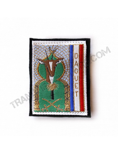 Badge Daguet Armée française (original)