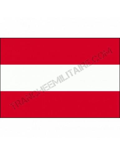 Drapeau d'Autriche