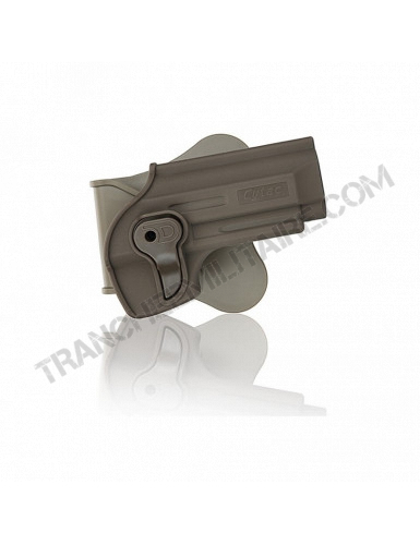 Holster Cytac pour Beretta 92/92FS (coyote)