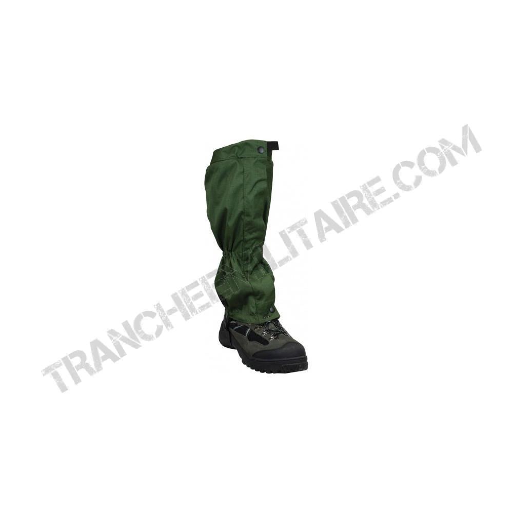 Guêtres Highlander 600D RIPSTOP (vert olive)