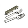 Couteau multifonctions Baroudeur® vert OD