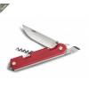 Couteau multifonctions Baroudeur® rouge