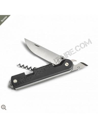 Couteau multifonctions Baroudeur® noir