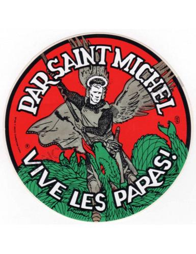 Autocollant Par Saint Michel