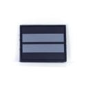 Galon de poitrine PVC Police/CRS