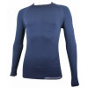 Tee-shirt thermorégulant Technical Line Summit Outdoor (bleu marine)