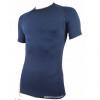 Tee-shirt Technical Line MC (bleu marine)
