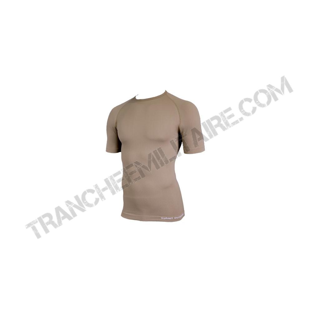 Tee-shirt Technical Line MC (coyote)