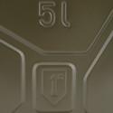 Jerrican First Division en métal (5L)