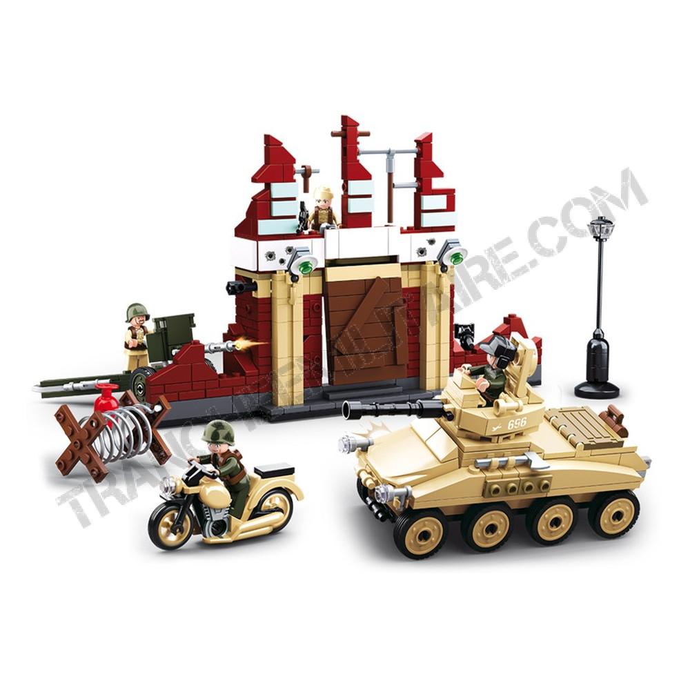 """Briques Sluban """"Stalingrad"""" (M38-B0696)"""
