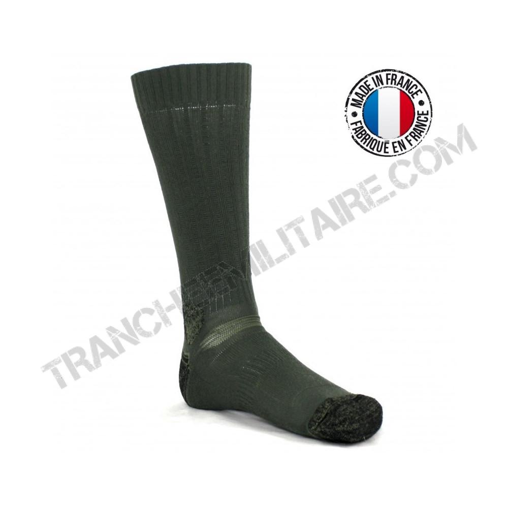 Chaussettes Coolmax Armée française (fabrication française)