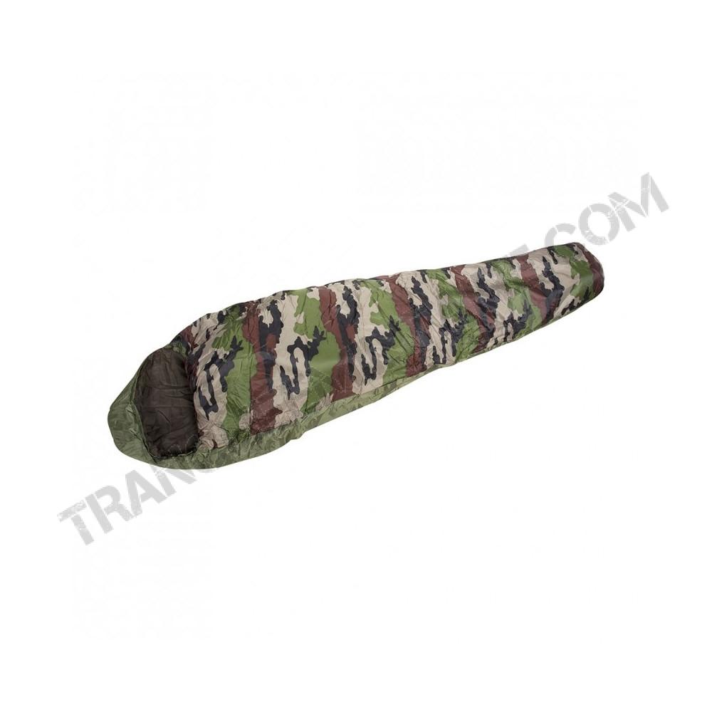 Sac de couchage sarcophage Conditions Extrêmes camouflage Cente Europe