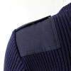 Pull Officier Marine Nationale règlementaire (100% laine)