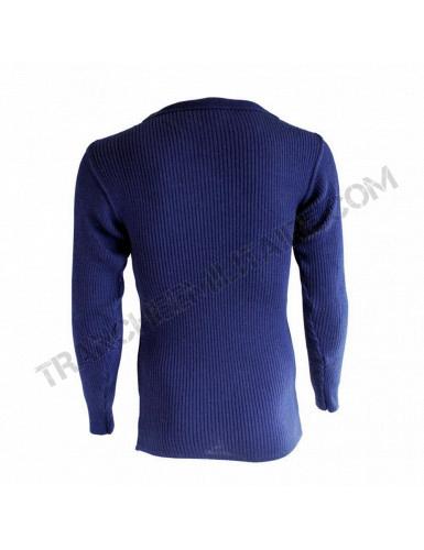 Pull Marine Nationale (100% laine vierge)