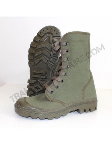 Chaussures de brousse Palladium Armée Française