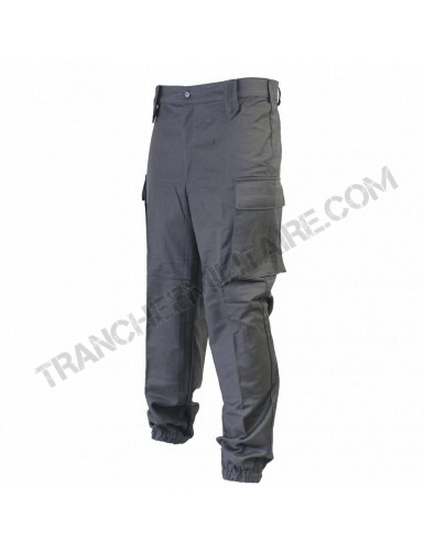 Pantalon treillis de travail (gris)