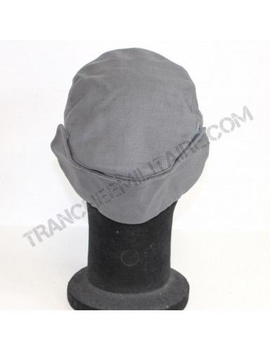 Casquette avec protège nuque grise