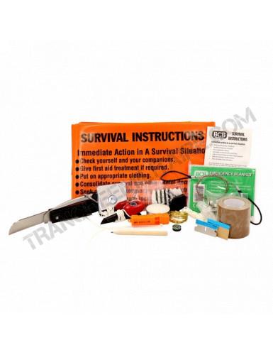 Pack de survie BCB