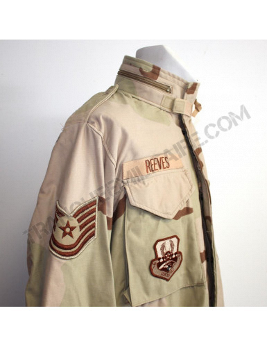 Parka M65 US AIR FORCE Desert (Technical Sergeant)