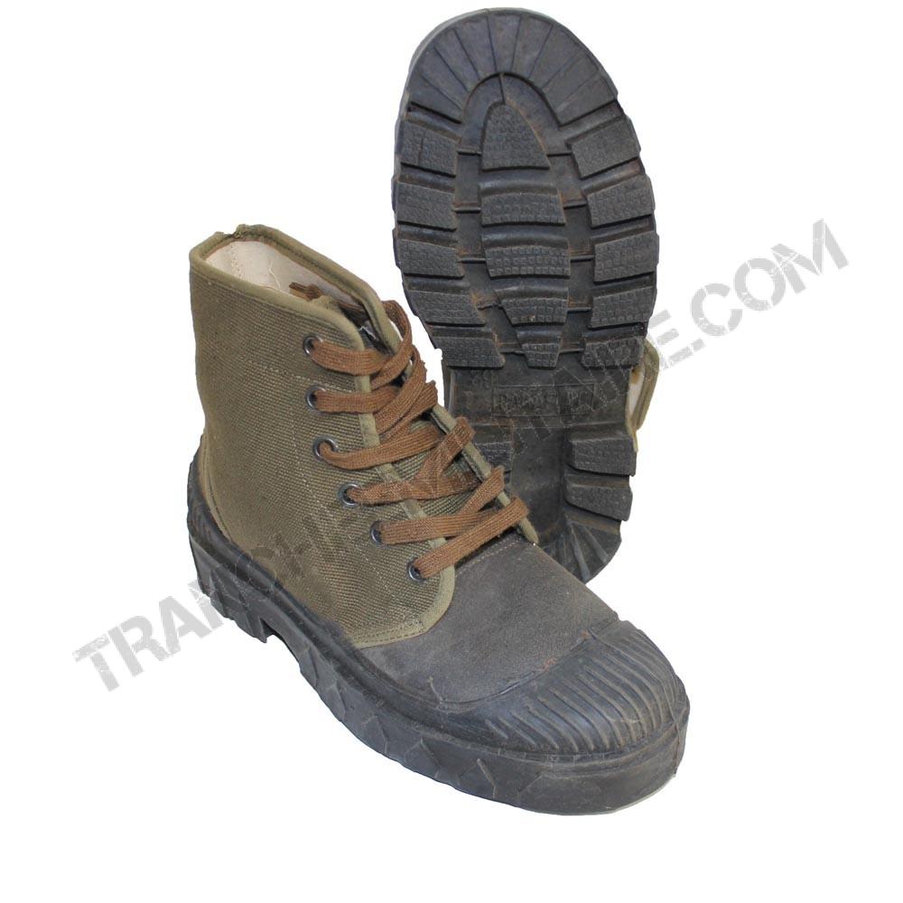 Chaussures de brousse PARAFLAC