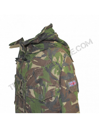 Veste SMOCK de combat DPM Armée britannique