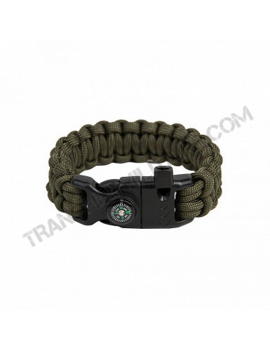 Bracelet de survie EDCX